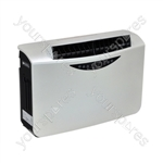 10000 BTU Per Hour Wall Mounted Air Conditioner with Electrical Heater