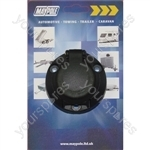 Socket - 12N - 7-Pin