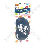 Blueberry - 2D Air Freshener