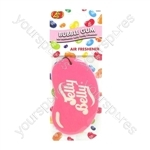Bubble Gum - 2D Air Freshener