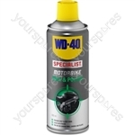 WD40 Specialist Motorbike Wax & Polish - 400ml