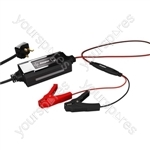 Intelligent Battery Charger - 2A - 12V (Up to 1200CC)