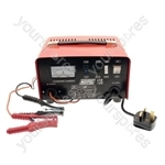Metal Battery Charger - 8A - 12V