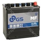 MF Conventional Battery 12V - 45Ah - 350CCA