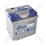 SMF Conventional Battery 12V - 52Ah - 460CCA