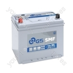 SMF Conventional Battery 12V - 60Ah - 540CCA