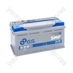 SMF Conventional Battery 12V - 95Ah - 800CCA