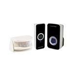 MiP Retail/Hallway Security PIR Sensor + Plugin Door Chime Pack