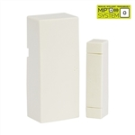 MiP Accessory - Magnetic Door Sensor Transmitter - White