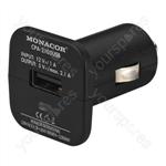 USB DC/DC Connector - Usb Dc/dc Voltage Transformer For Motor Vehicles