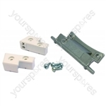 White Knight (Crosslee) Tumble Dryer Door Hinge Kit