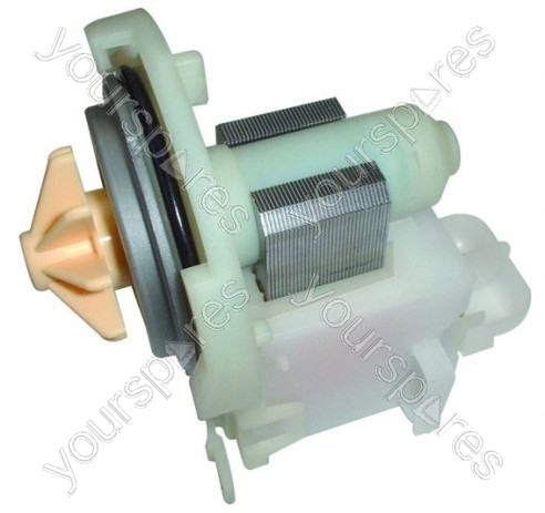 Cheap compatible drain pump hotpoint bosch pmp236 by yourspares - Bosch dishwasher pump not draining ...