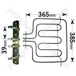 Element Oven Smeg 800/1800W