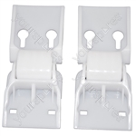 Chest Freezer Counterbalance Hinge- Pack of 2