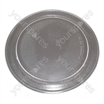 Universal Microwave Glass Turntable 360mm Flat