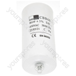 Universal 80UF Microfarad Appliance Motor Start Run Capacitor