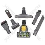 Dyson Vacuum Cleaner Tool Set with Mini Turbo Floor Tool