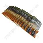 Duracell AA Alkaline Batteries 10 Packs of 4 Dated 2017 Clearance