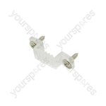 Mounting Clips for SMD5730 LED Strip - - x 10pcs - 5730-C10