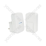 Wireless Kinetic Door Chime - KDB305