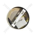 Vintage E27 Pendant Cord Sets - Antique Brass - PHE27-ABR