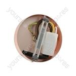 Vintage E27 Pendant Cord Sets - Antique Copper - PHE27-ACP