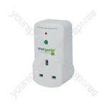 30 Minute Rundown Timer Socket - plug - gift box - ENER001
