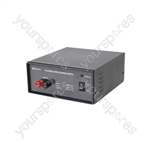 Switch-mode 13.8V Bench Top Power Supplies - (UK version) 15A supply - CB-R15