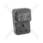 Skytronic Step up voltage converter 45W converts usa 110V to 240V uk. For use in USA Spares