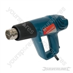 Silverstorm 2000W Adjustable Heat Gun - 550°C