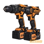 T20 Combi Drill & Impact Driver Twin Pack 20V - T20TP01 4.0Ah