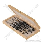 Mortice Chisel Set 4pce - 6 - 16mm