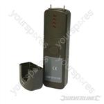 Damp Detector - 1 x 9V (PP3)