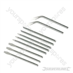 Soldering Iron Tips Set 10pce - 40W
