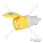 32A Socket - 110V 3 Pin