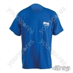 Drill. Drive. Done! Short-Sleeved T-Shirt - Extra Large