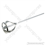 Mixing Paddle Zinc Plated - 60 x 430mm