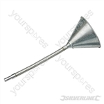 Flexible Steel Funnel - 150mm