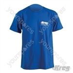 Drill. Drive. Done! Short-Sleeved T-Shirt - Large